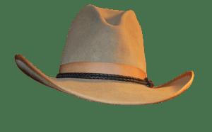 Håkon Nordli - cowbow hatt