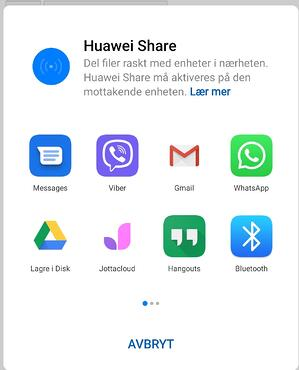 share android
